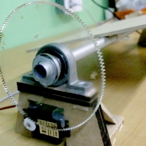 Metalball drawing machine